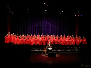 GOSPEL MASS CHOIR - FESTIVAL GOSPEL TOUCH 6 EME EDITION