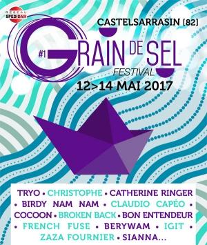 festival 3 jours en mai
