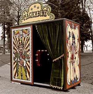 La Magicabine s'invite au Musée d'Histoire de Figeac - Nuit des Musées 2017