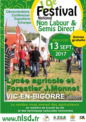 Non labour semis direct