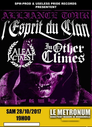 L'ESPRIT DU CLAN + ALEA JACTA EST - IN OTHER CLIMES + REAL DEAL