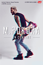 M. POKORA - MY WAY TOUR