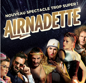 AIRNADETTE / Air band