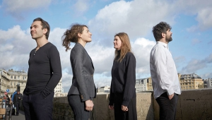 AIRELLE BESSON 4TET - RADIO ONE - 1ERE PARTIE: LES CLASSES CHAM