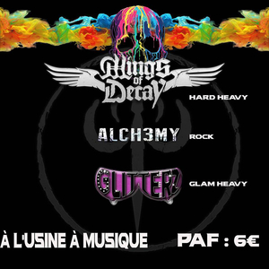 Concert Wings Of Decay + Guests