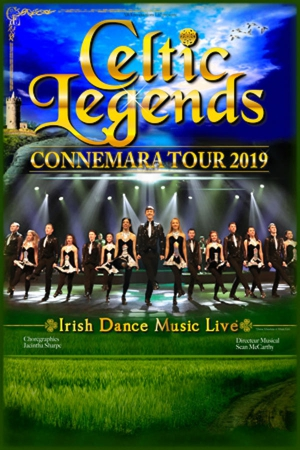 CELTIC LEGENDS - CONNEMARA TOUR 2019
