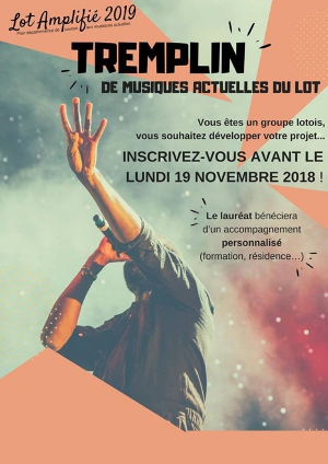 FINALE Tremplin Lot  Amplifié 2019