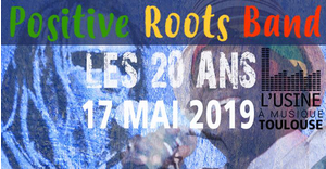 Les 20 Ans du Positive Roots Band