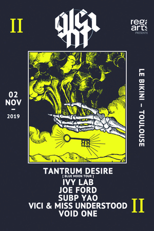 Gleam - Tantrum Desire, Ivy Lab, Joe Ford & more