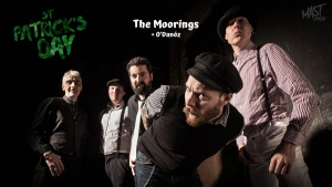 THE MOORINGS + O'DANOZ - SAINT-PATRICK 2020