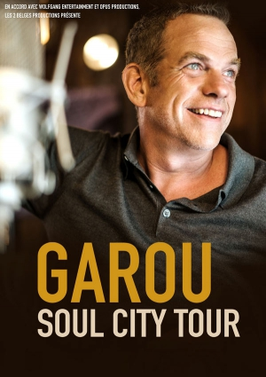GAROU - SOUL CITY TOUR