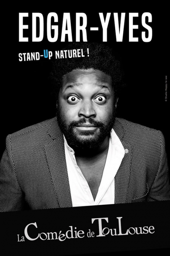 EDGAR YVES STAND UP AU NATUREL