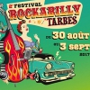 affiche FESTIVAL ROCKABILLY - PASS 2 JOURS - DU 01/09/2017 AU 02/09/2017 A 20H30