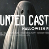 affiche Halloween Party - Haunted Castle at The Hopscotch