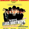 affiche THE BEST OF BLUES BROTHERS