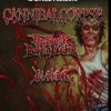 affiche CANNIBAL CORPSE - THE BLACK DAHLIA MURDER +IN ARKADIA