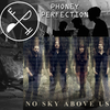 affiche Phoney Perfection / No sky above us