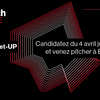 affiche EmTech Europe 2018 : Start&Meet-UP