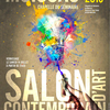 affiche Salon d'art contemporain