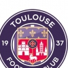 affiche TOULOUSE FC / NIMES OLYMPIQUE - LIGUE 1 CONFORAMA - 3EME JOURNEE