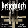 affiche BEHEMOTH + AT THE GATES + WOLVES IN THE THRONE ROOM