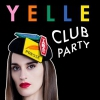 affiche YELLE CLUB PARTY
