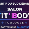 affiche Salon Fit Body Toulouse