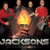 affiche THE JACKSONS + 1ERE PARTIE