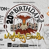 affiche Glen Washington / Mighty Earth 20th Birthday Bash
