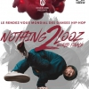 affiche BATTLE NOTHING2LOOZ WORLD FINALS - LE RDV MONDIAL DES DANSES HIP-HOP