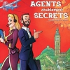 affiche AGENTS DOUBLEMENT SECRETS