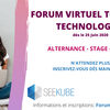 affiche Forum Toulouse technologies - 28ème édition