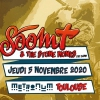 affiche SOOM T & THE STONE MONKS